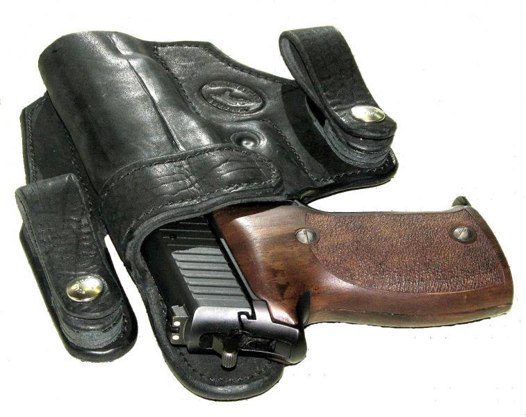 Undercover IWB | Malabar Gunleather & Concealment Systems